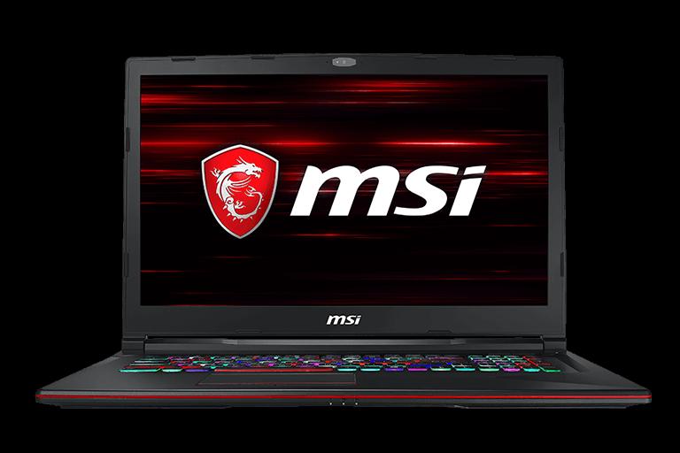 MSI GL73 9SE