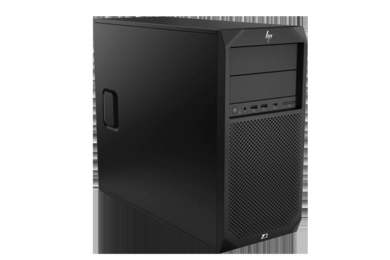 HP Z2 G4 tower i7-9700K huren