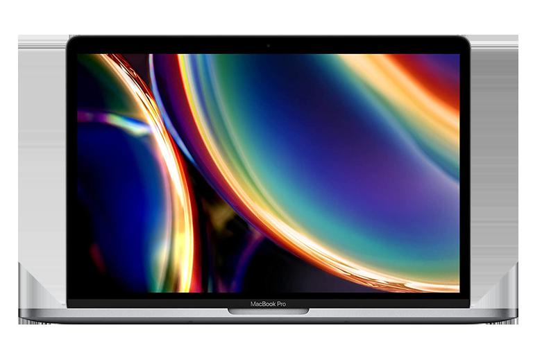 """Macbook Pro 13"""" 2020 huren"""