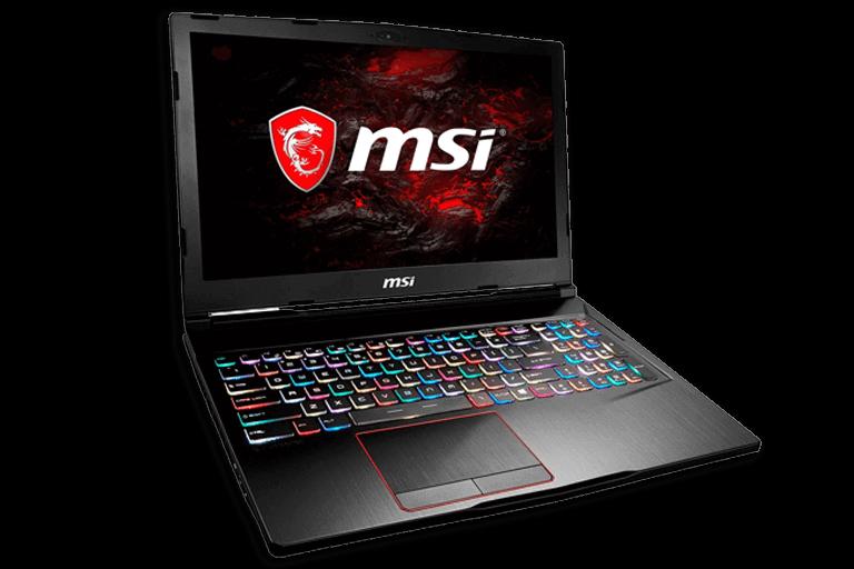 MSI Laptop mieten