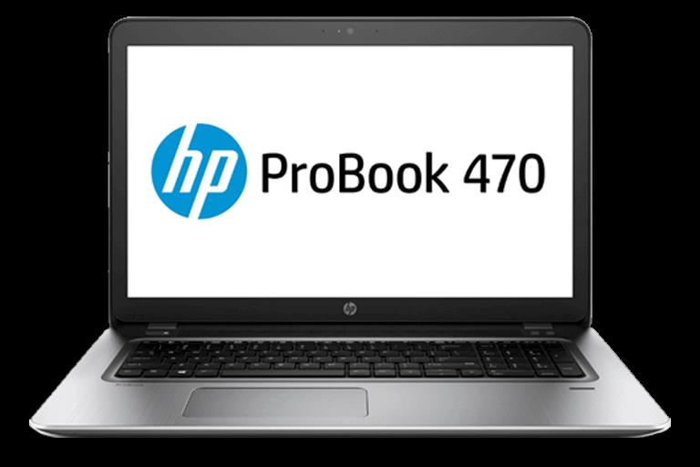 HP Probook 470 Mieten