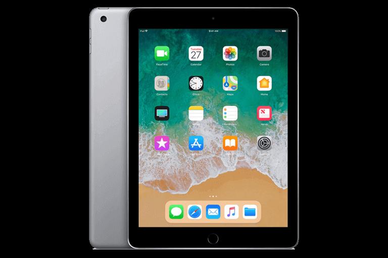 iPad 2018 mieten