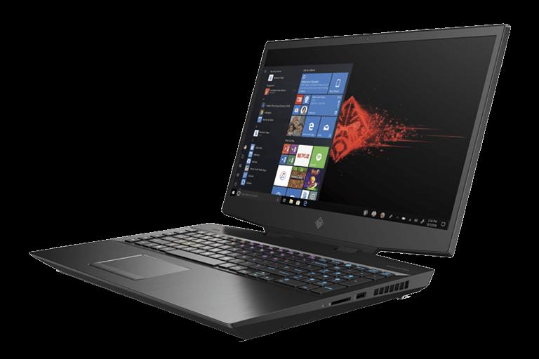 HP Omen laptop mieten
