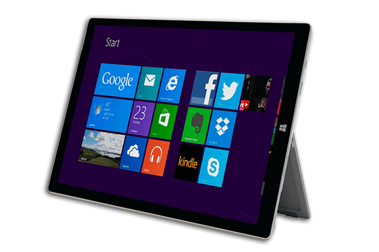 Microsoft Surface Pro 4 i5 rental | Large stock | Fast delivery