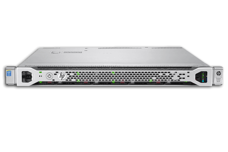 HP Proliant server rental