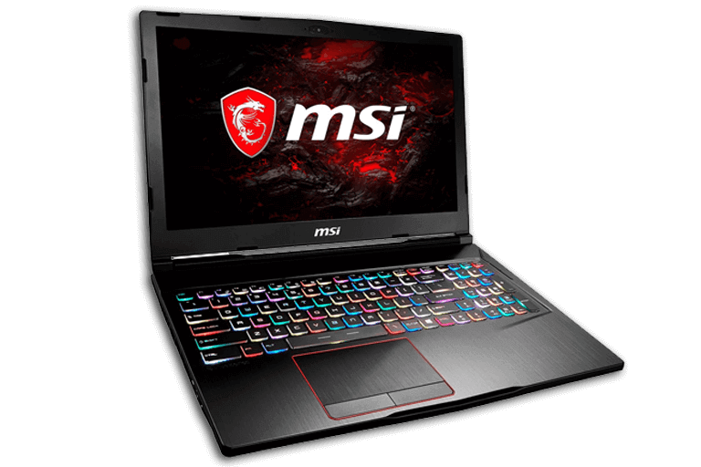 MSI Gaming Laptop hire
