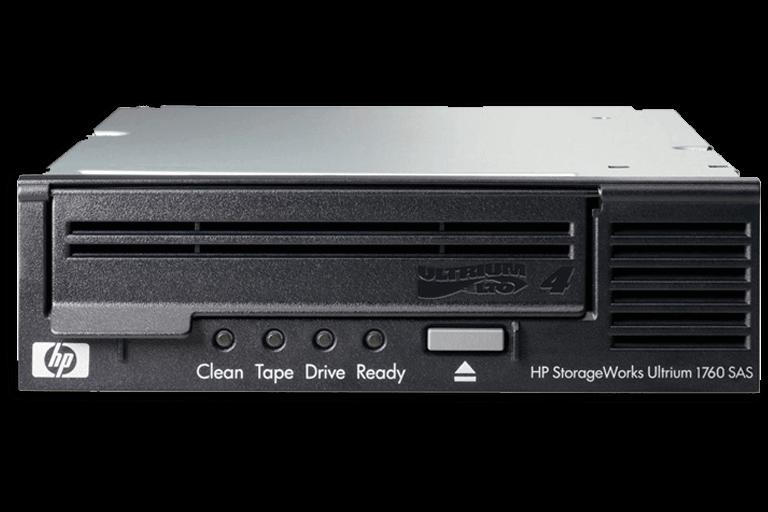 Hp Lto 4 Ultrium 1760 External Tape Drive Sas Rental