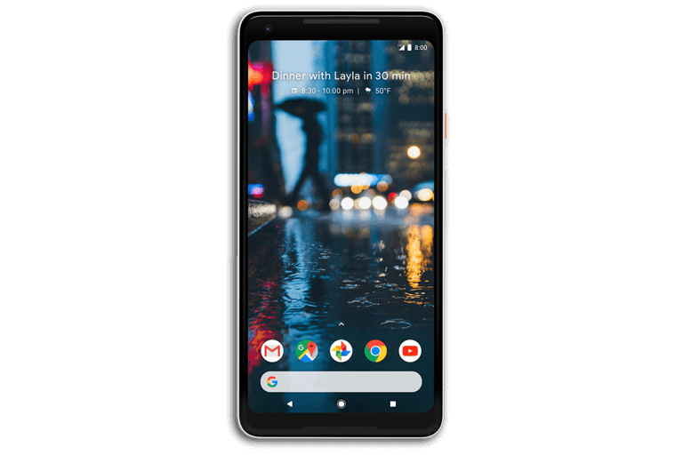 Google Pixel 2 rental | The lowest price guarantee | Large stock