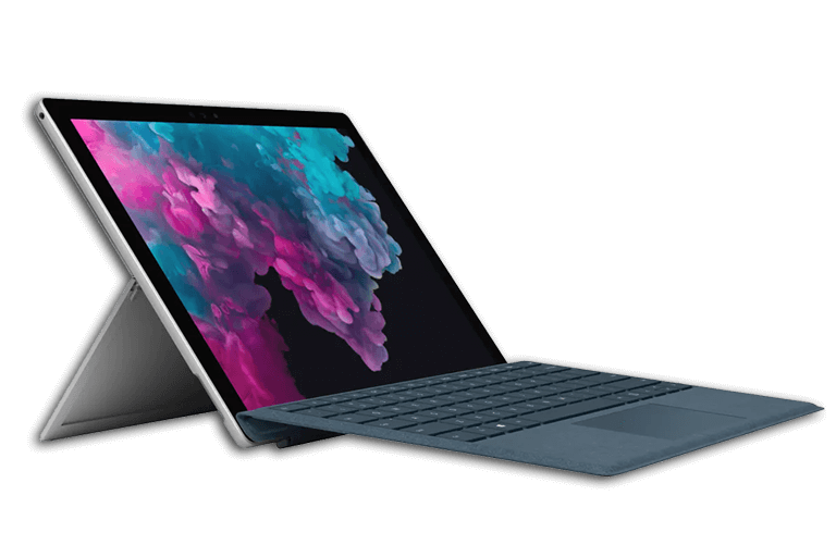 Rent the Surface Pro 6 at Flex IT Rent