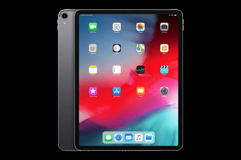 iPad Pro 12.9 2018 rental