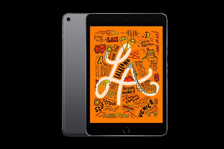 Location iPad Mini 5