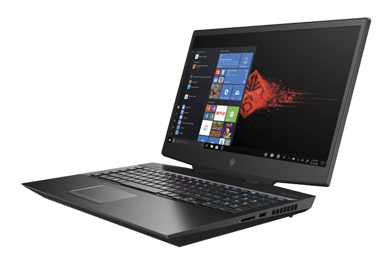 HP Omen laptop Rental