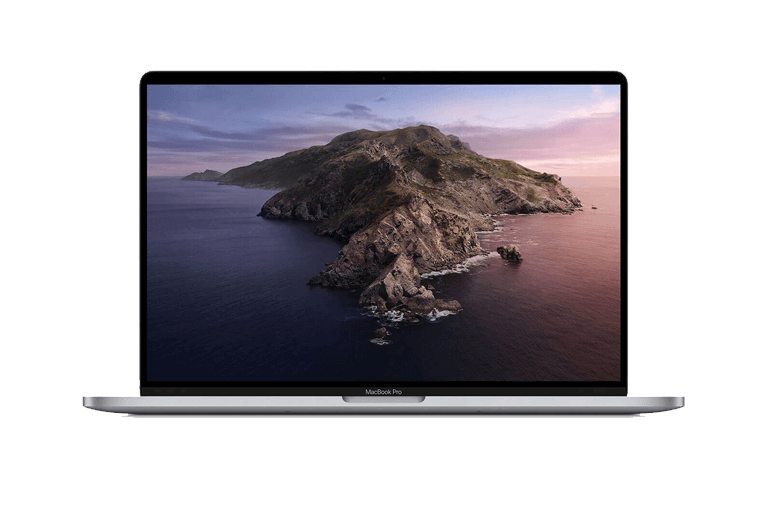 MacBook Pro 16″ rental