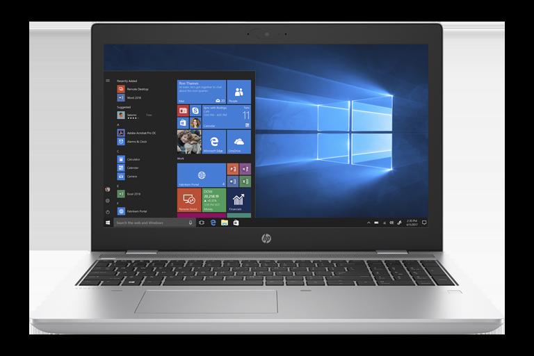 HP 650 G5 rental