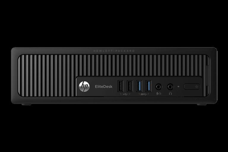 HP 800 G1 desktop