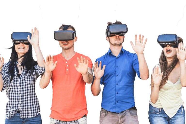VR Synchronized playback