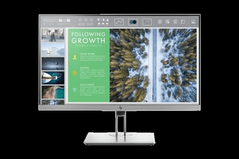 HP E243 24'' FHD monitor huren
