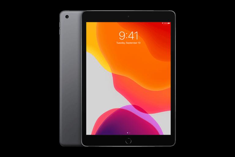 Apple iPad 2019 10.2 inch huren bij Flex IT Rent