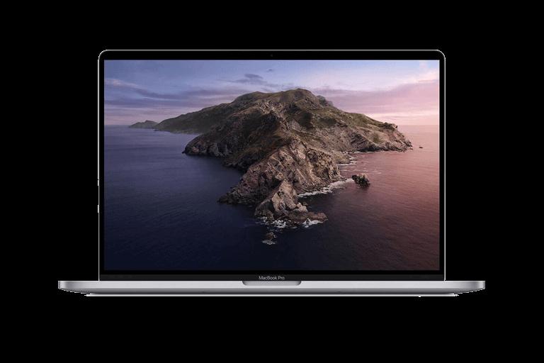 Apple MacBook 16'' huren