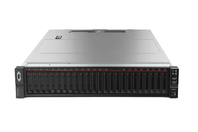Lenovo server Thinksystem SR650 huren