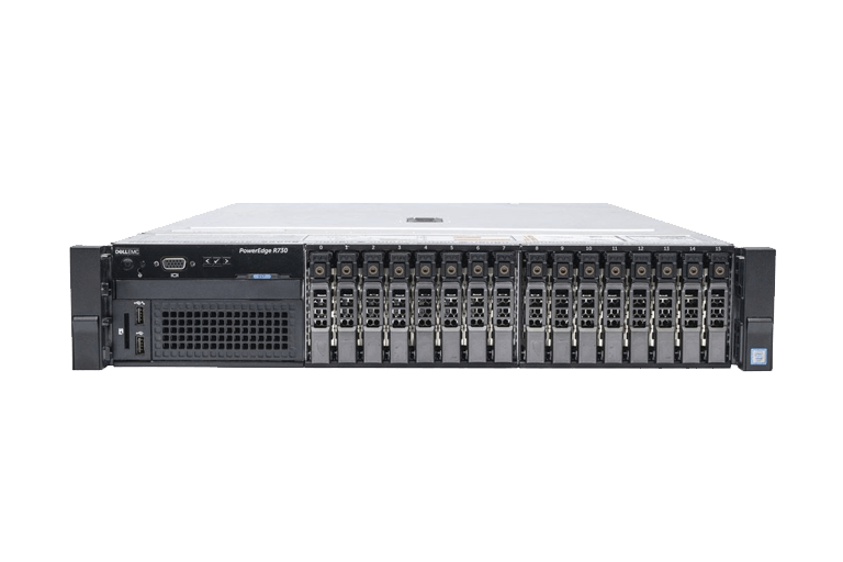 Dell Poweredge R730 huren