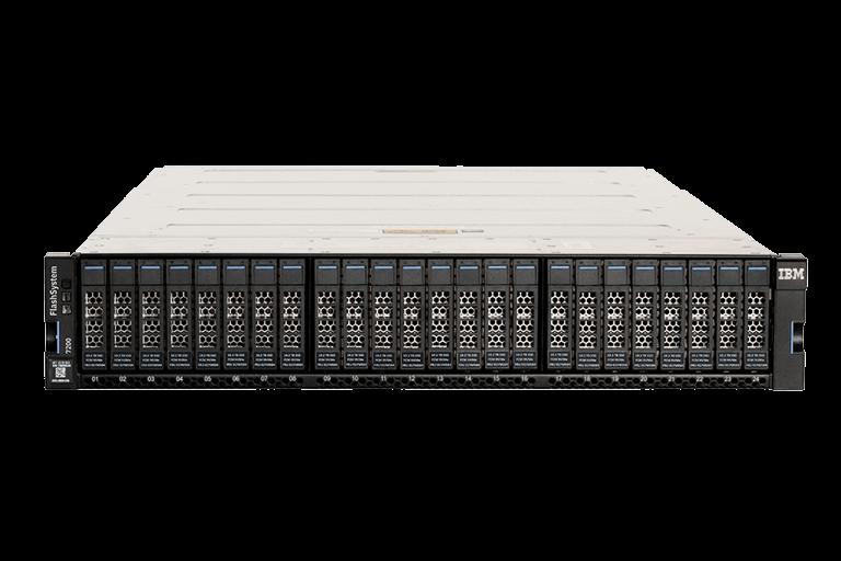 IBM V7000 Hybride Storage System huren