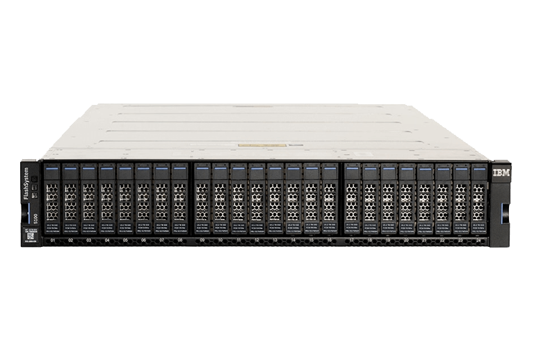 IBM V5100 Flash System huren